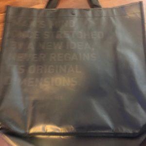 Limited edition Lululemon reusable tote bag